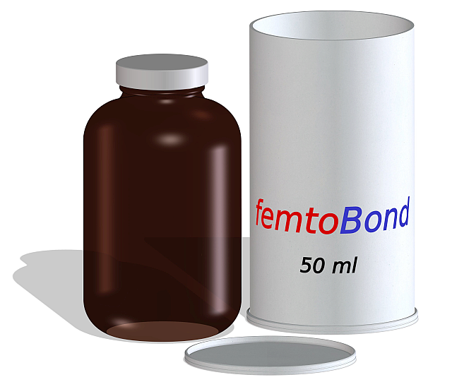 femtoBond photo resist